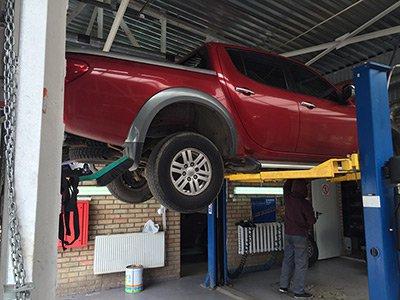 СТО Mitsubishi Киев