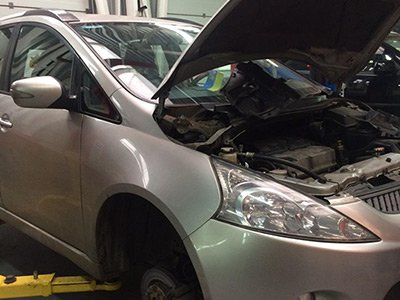 СТО Mitsubishi ремонт авто в Киеве