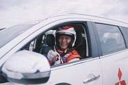 Легендарний Хіроші Масуока показав, на що здатна Mitsubishi Pajero Sport