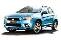 Maintenance Charts Mitsubishi ASX