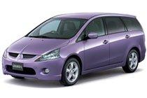 Maintenance Charts Mitsubishi Grandis