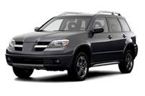 Maintenance Charts Mitsubishi Outlander XL
