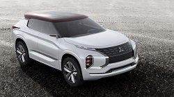 Mitsubishi покаже в Парижі повнопривідний Гібрид GT-PHEV