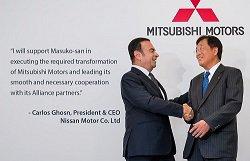 Mitsubishi Motors приєднався до альянсу Renault-Nissan