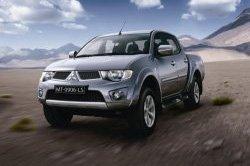 Звання «Пікап - лідер продажів» в Україні отримав Mitsubishi L200