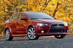 Mitsubishi замінить Lancer седаном на базі однієї з моделей Renault-Nissan