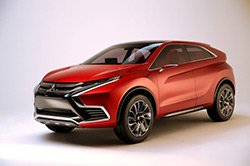 Mitsubishi випустить нові турбомотори