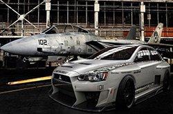 Mitsubishi применит военные наработки для создания беспилотных машин