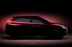 Mitsubishi представить кросовер більший ASX