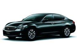 Mitsubishi повертається до виробництва розкішних седанів