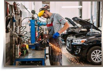 заміна, ремонт і обслуговування елементів ходової частини автомобіля