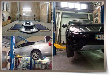 repair and maintenance of the vehicle electrical system